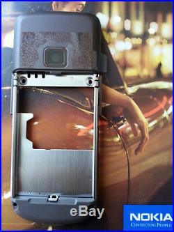 100% NEW & 100% ORIGINAL NOKIA 8800 Sapphire Arte Middle Cover