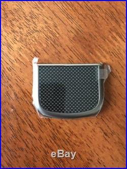 100% ORIGINAL Nokia 8800 Arte Keypad Cover Housing Carbon Version Grey 0250587