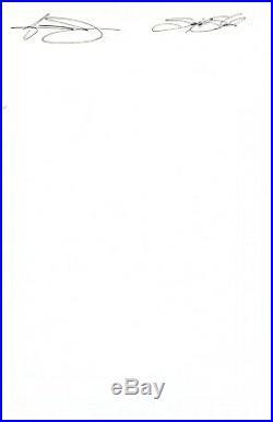 11x17 Blue Line/Ink Original Art Cover Batman TMNT Adelso Corona & Sajad Shah
