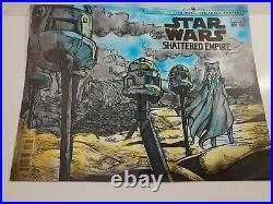 Ahsoka Tano Star Wars CGC 9.8 Original ART Sketch cover Clone Wars Mandalorian