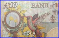 BANKSY TENNER DI-FACED £10 NOTE DIANA Notting Hill Carnival 2004 Dismaland Cover