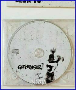 Banksy Originals Covers Gottkaiser Hugger Bombs Digi-Pack CD & Lp Very Rare