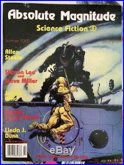Blockade Runner Jim Bellofatto Jr Original illustration art magazine cover