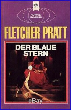 Blue Star ENRIC (Emrique Torres Prat) original illustration book cover art'77