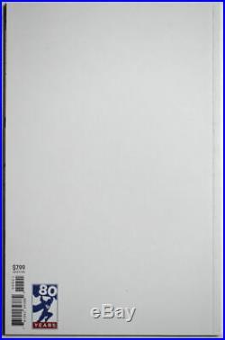 DC Sketch Cover Action Comics #1000 SUPERMAN CLARK KENT Original Art Alex Saviuk
