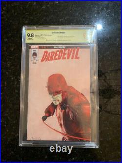 Daredevil #600 CBCS Original ART Signed & Sketch By Chadwick Haverland