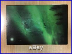 Ebas Original Art Sketch Commission Blank Cover Art of Witchblade Sketchbook 06