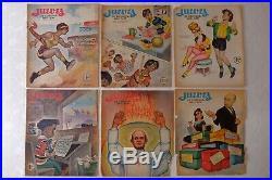 Ernesto Garcia Cabral El Chango LOT OF 50 ORIGINAL COVERS NO REPRINTS 1931 1967