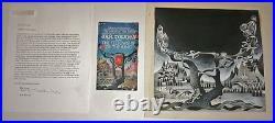 J. R. R Tolkien, Original Ballantine Cover Art, by Barbara Remington, The Hobbit