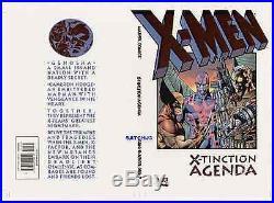 Jim Lee Art X-men X-tinction Agenda Original Cover Proof Wolverine Cable 1992