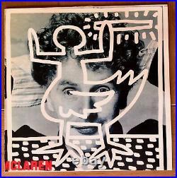 KEITH HARING ART COVER VINYL Original 1983 1984 1986