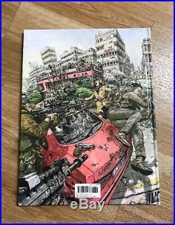 KIM JUNG GI Original Art Sketch SPY GAMES HC book collection new hard cover rare