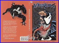 Mark Bagley Spiderman Venom Original Production Art Cover Proof Spider-man
