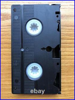 Original BANNED Cover Art The Little Mermaid (Disney VHS) RARE BLACK DIAMOND