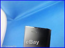 Original Nokia 8800 Arte Black B Schwarz Cover Battery Cover Akkudeckel NEU NEW