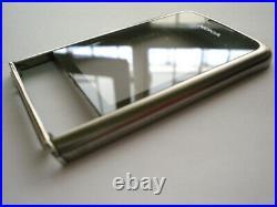 Original Nokia 8800 Arte Carbon top cover frame screen glass