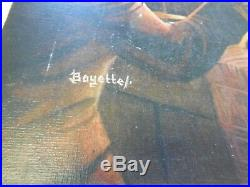 Pat Boyette Original Art Unused Charlton Cover Painting