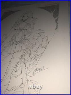 Paul Green Original Cover Art