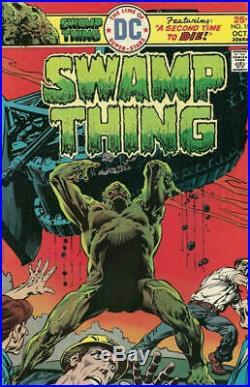Redondo, Nestor Swamp Thing #19 Cover Original Art (1975)
