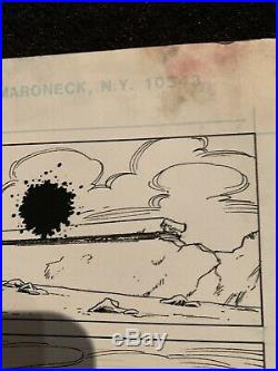Teenage Mutant Ninja Turtles #42 Pg 11 Original Artwork Chris Allen Archie 1993