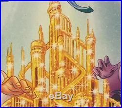 The Little Mermaid Original Banned Cover Art Disney Signature! Black Diamond VHS