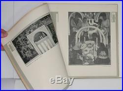 Wendingen, art deco magazine 1929 no. 3, murals Diego Rivera, cover Vilmos Huszar
